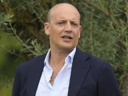 Mauro Baldissoni, direttore generale della Roma. LaPresse