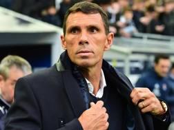 Gustavo Poyet, 50 anni, allenatore. AFP