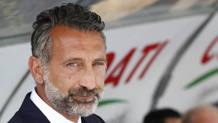 Lorenzo D'Anna, allenatore del Chievo. LaPresse