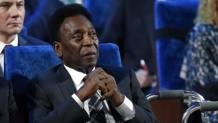 Edson Arantes do Nascimento, meglio noto come Pelé, 77 anni. AP
