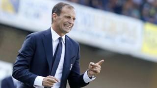 Massimiliano Allegri, allenatore della Juventus. LaPresse