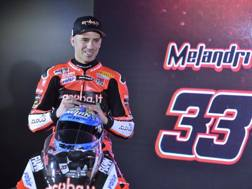 Marco Melandri, 36 anni. LAPRESSE