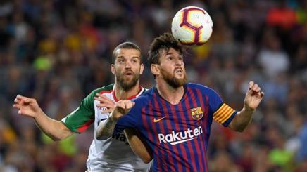 Lionel Messi. AFP