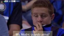 Luka Modric. Instagram