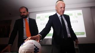 Il presidente della Serie B, Mauro Balata. LaPresse