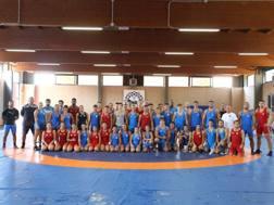 """Oltre 40 atleti per lo stage """"Giovani Talenti"""" al Centro Olimpico Federale di Ostia"""
