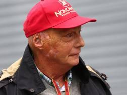 Niki Lauda. LaPresse