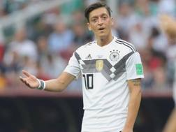 Mesut Ozil. Getty Images