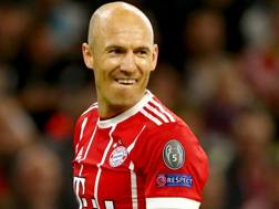 Arjen Robben. Getty Images