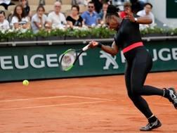 Serena Williams a Parigi
