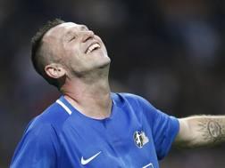 Antonio Cassano, 36 anni. LAPRESSE
