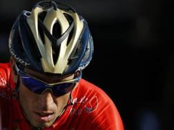 Vincenzo Nibali, al Tour de France. Ap