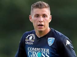 Samuel Mraz, 21 anni, prima stagione all'Empoli. Getty