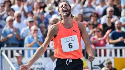 Gianmarco Tamberi, 26 anni. IPP