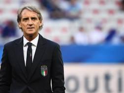 Roberto Mancini, 53 anni. Afp