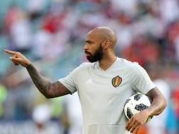 Thierry Henry, 41 anni, Getty