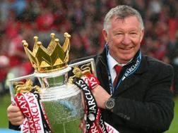 Sir Alex Ferguson, 76 anni. Getty