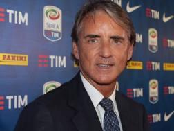 Roberto Mancini. Getty Images