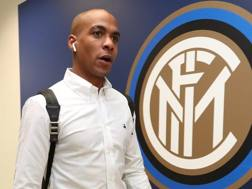 Joao Mario, centrocampista dell'Inter. Getty Images