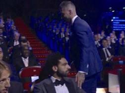 Ramos provoca Salah. BeIN Sport