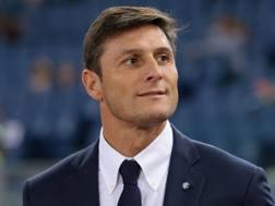 Javier Zanetti, vicepresidente dell'Inter. Getty Images