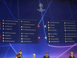 Ecco la Champions League 2018/19. Ap
