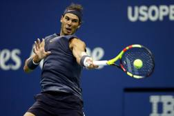Rafa Nadal, 32 anni AFP