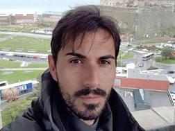 Davide Capello, ex portiere del Cagliari in serie B. Facebook