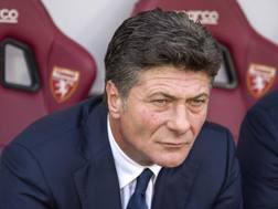 Walter Mazzarri tecnico del Torino. Lapresse