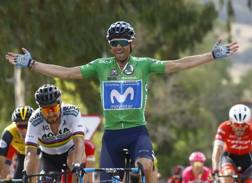 Alejandro Valverde, 38 anni. AFP