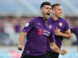 Marco Benassi, 23 anni, 3 gol in queste prime 2 giornate disputate dalla Fiorentina. Getty Images