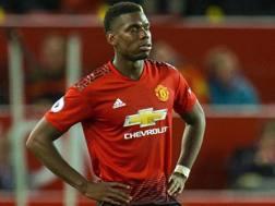 Paul Pogba, 25 anni: periodo difficile per il francese al Manchester United. Epa