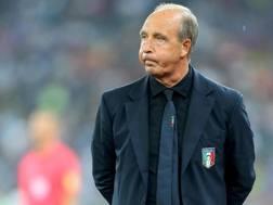 Gan Piero Ventura, ex c.t. della Nazionale. ANSA