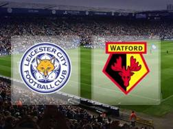 Leicester-Watford. Youtube