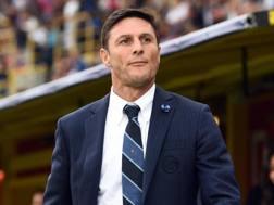 Javier Zanetti, 45 anni, vicepresidente dell'Inter. LaPresse