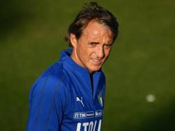 Roberto Mancini, 53 anni, ct dell'Italia. Getty