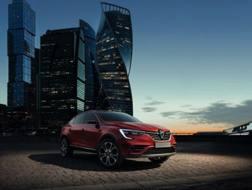 La nuova Renault Arkana