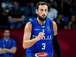 Marco Belinelli, 32 anni, sesto miglior marcatore della storia azzurra. Ciam/Cast