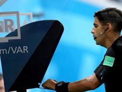 L'impiego del Var nella Liga. AFP