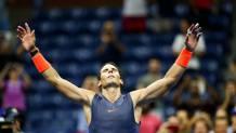 Nadal esulta: è in semifinale all'Us Open
