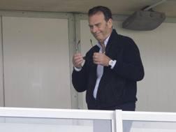 Massimo Cellino. LAPRESSE