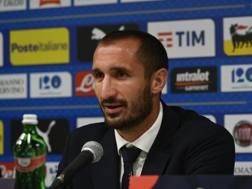 Giorgio Chiellini, difensore della Juventus e della Nazionale Italiana. Getty