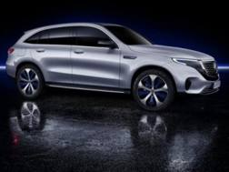 La nuova Mercedes EQC