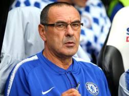 Maurizio Sarri. Getty Images