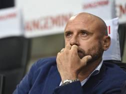 Gianluca Petrachi, 49 anni, d.s. del Torino. Lapresse