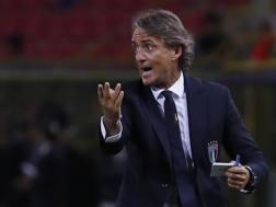 Roberto Mancini, 53 anni. AP