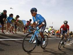 Nairo Quintana, 29 anni. Bettini