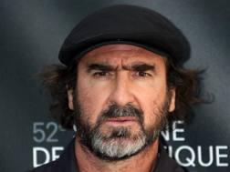 Éric Cantona. Afp