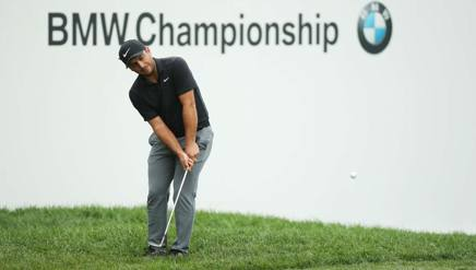 Bmw Championship: Molinari still rises: 7th. Tiger 11th, commands Rose