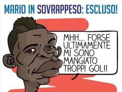 Mario Balotelli. Instagram